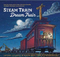 Steam Train, Dream Train (Hardcover)