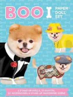 Boo Paper Doll Set (Doll)
