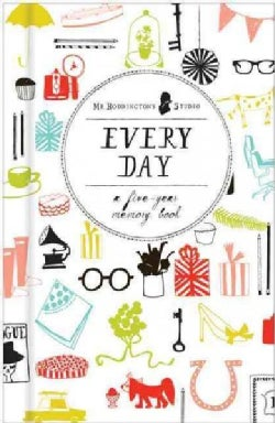 Every Day: A Five-year Memory Book (Notebook / blank book)