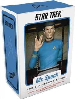 Mr. Spock Logic & Prosperity Box (Paperback)
