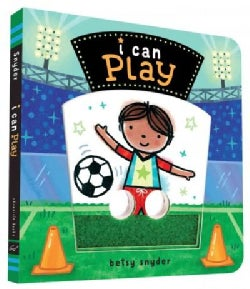 I Can Play (Board book)