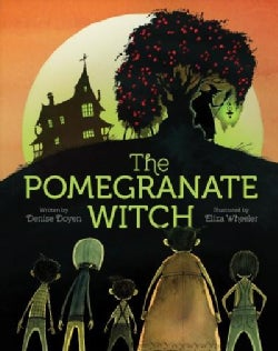 The Pomegranate Witch (Hardcover)