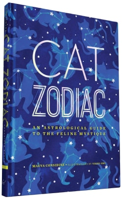 Cat Zodiac: An Astrological Guide to the Feline Mystique (Hardcover)