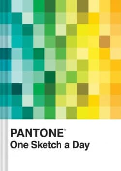 Pantone One Sketch a Day (Notebook / blank book)