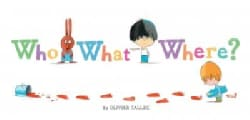 Who What Where? (Hardcover)