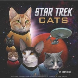 Star Trek Cats (Hardcover)