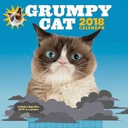 Grumpy Cat 2018 Calendar (Calendar)