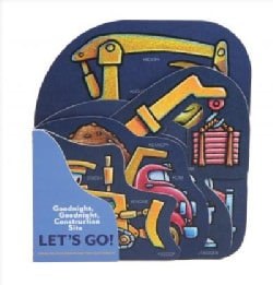 Goodnight, Goodnight, Construction Site: Let's Go! (Board book)
