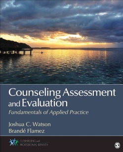 Counseling Assessment and Evaluation: Fundamentals of Applied Practice (Paperback)