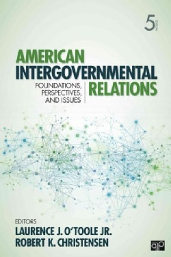 American Intergovernmental Relations: Foundations, Perspectives, and Issues (Paperback)