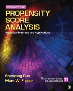 Propensity Score Analysis: Statistical Methods and Applications (Hardcover)