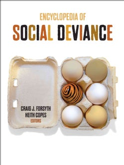 Encyclopedia of Social Deviance (Hardcover)