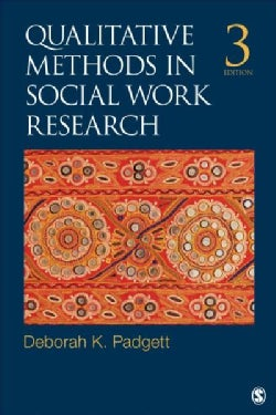 Qualitative Methods in Social Work Research (Paperback)
