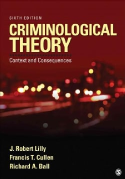 Criminological Theory: Context and Consequences (Paperback)