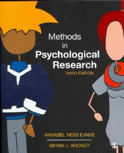 Methods in Psychological Research (Paperback)