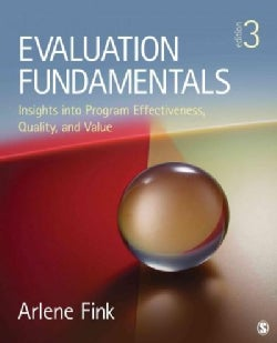 Evaluation Fundamentals: Insights into Program Effectiveness, Quality, and Value (Paperback)