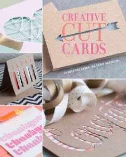 Creative Cut Cards: 35 Greeting Cards for Every Occasion (Paperback)