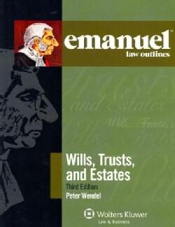 Wills, Trusts, and Estates (Paperback)
