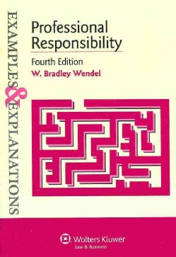 Professional Responsibility (Paperback)
