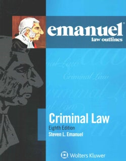 Criminal Law (Paperback)