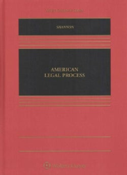 American Legal Process (Hardcover)