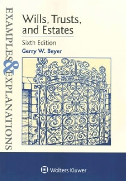 Wills, Trusts, and Estates (Paperback)