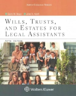 Wills, Trusts, and Estates for Legal Assistants (Paperback)