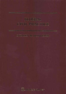 Federal Civil Practice (Paperback)