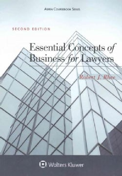 Essential Concepts of Business for Lawyers (Paperback)