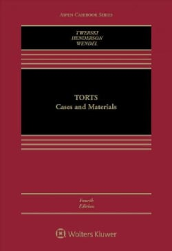 Torts: Cases and Materials (Hardcover)