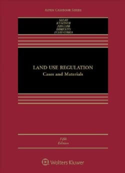 Land Use Regulation: Cases and Materials (Hardcover)