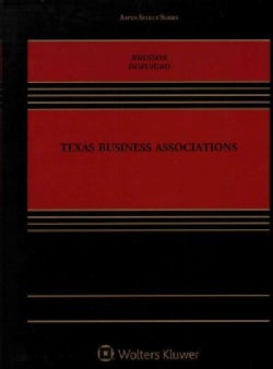 Texas Business Associations (Paperback)