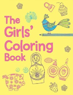 The Girls' Coloring Book (Paperback)