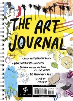 The Art Journal: Small (Notebook / blank book)