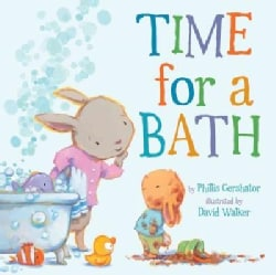 Time for a Bath (Hardcover)