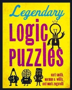 Legendary Logic Puzzles (Paperback)