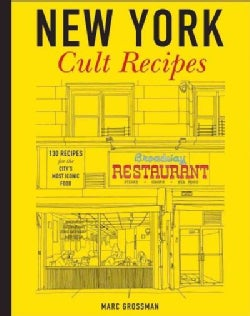 New York Cult Recipes (Hardcover)
