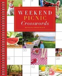 Weekend Picnic Crosswords (Paperback)