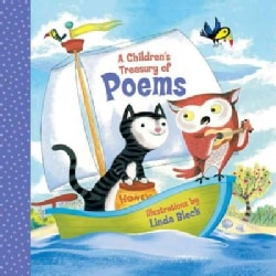 A Children's Treasury of Poems (Paperback)