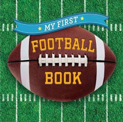 My First Football Book (Board book)