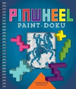 Pinwheel Paint-Doku (Paperback)