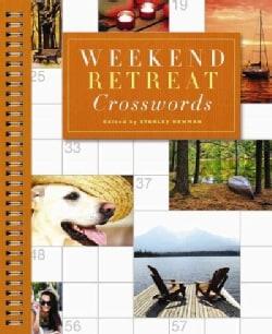 Weekend Retreat Crosswords (Paperback)