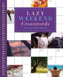 Lazy Weekend Crosswords (Paperback)