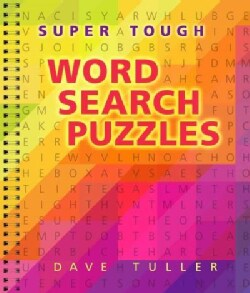 Super Tough Word Search Puzzles (Paperback)