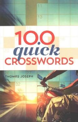 100 Quick Crosswords (Paperback)