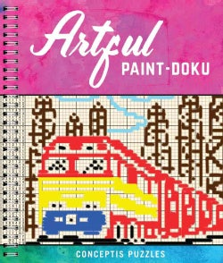 Artful Paint-Doku (Paperback)