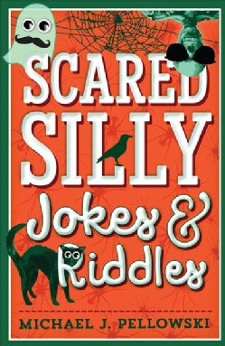Scared Silly Jokes & Riddles (Paperback)