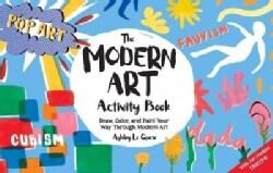 The Modern Art Activity Book (Paperback)