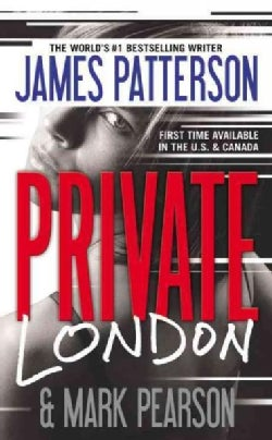 Private London (Paperback)