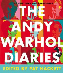 The Andy Warhol Diaries (Hardcover)